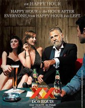Dos Equis - Most Interesting Man in the World